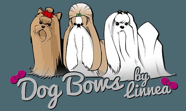 Dog Bows by Linnea