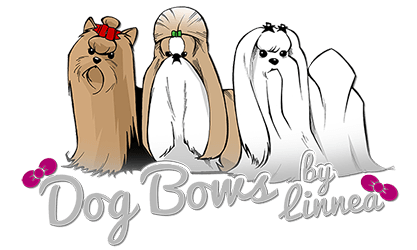 Dog Bows by Linnea